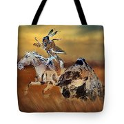 Cohick's Mural Tote Bag