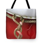 Cohitched Tote Bag