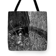 Coiled Devils Rope Tote Bag