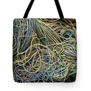 Coils Of Rope Tote Bag