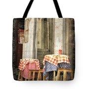 Coimbra Cafe Tote Bag