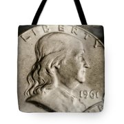 Coin Collector Vi Tote Bag