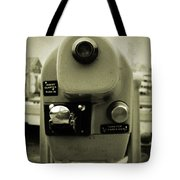 Coin Operated Telescope Tote Bag