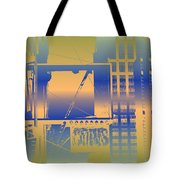 Coins Tote Bag