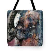 Coition Tote Bag