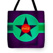 Coke N Lime Tote Bag