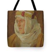 Lawrence Of Arabia - Col. Thomas Edward Lawrence Tote Bag