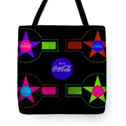 Cola-candy Tote Bag
