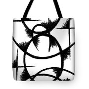 Colapse II Tote Bag
