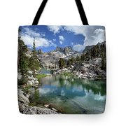 Colby Lake Outlet - Sierra Tote Bag