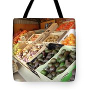 Colchagua Valley Outdoor Market Tote Bag