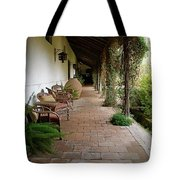 Colchagua Valley Porch Tote Bag