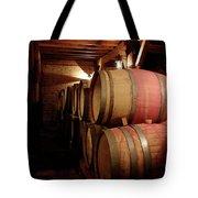 Colchagua Valley Wine Barrels II Tote Bag