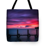 Colchester Harbour Tote Bag