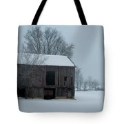 Cold Barn Tote Bag