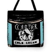 Cold Cream Tote Bag