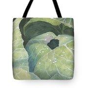 Cold Crop Tote Bag