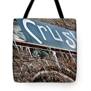 Cold Crush Tote Bag