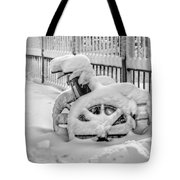 Cold Disposition Tote Bag