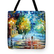 Cold Emotions Tote Bag