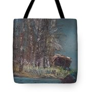 Cold Flight Tote Bag