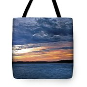 Cold Front Tote Bag