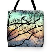Cold Hearted Bliss Tote Bag