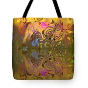 Cold Light Of Day Tote Bag
