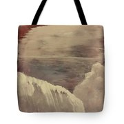 Cold Morning Tote Bag by Gregory Dallum