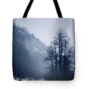 Cold Motion... Tote Bag