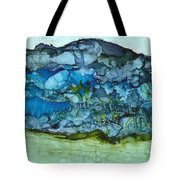 Cold Mountain Tote Bag