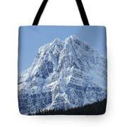 Cold Mountain- Banff National Park Tote Bag