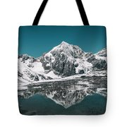 Cold Skies Tote Bag