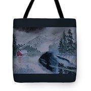 Cold Stream 2 Tote Bag