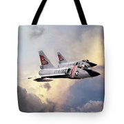 Cold War Red Bulls Tote Bag