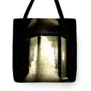 Cold Winter Night Tote Bag by Ed Smith