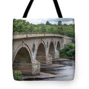 Coldstream Bridge 1807 Tote Bag