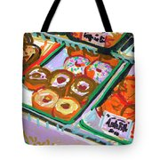 Coligny Donuts Tote Bag