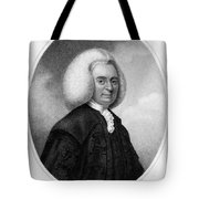Colin Maclaurin, Scottish Mathematician Tote Bag