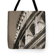 Coliseum Bw Tote Bag
