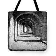 Coliseum Corridor Tote Bag