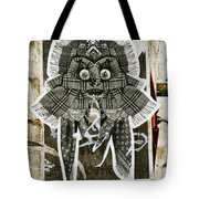 Collage Tote Bag