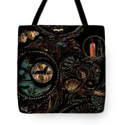 Collage Of Faith And Life Tote Bag