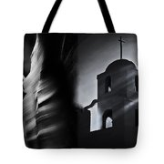 Thats How The Light Gets In Tote Bag