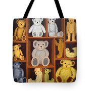 Collectables Tote Bag