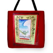 Collectible Springboard Beer Sign Tote Bag