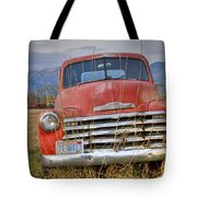 Collecting Weeds Tote Bag