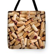 Collection Of Corks Tote Bag