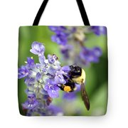 Collection Of Pollen Tote Bag