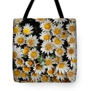 Collective Flowers Tote Bag